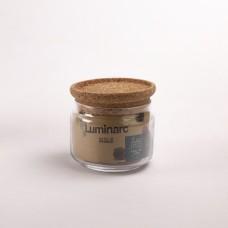 5456682 Банка с крышкой Люминарк Pure Jar Cork 0,5л.