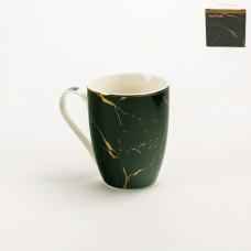 UG0000181/зелёная Кружка 355мл. Green Gold в под.упак.