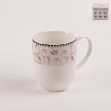 UG000163 Кружка 375мл. Лорель-Розовая нежность в под.упак.