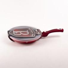 1945-ВН Сковорода со съемной ручкой 24см. Burgundy Metalic Line