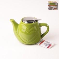 23058-7 Чайник заварочный 500мл. Зеленый
