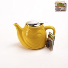 23058-8 Чайник заварочный 500мл. Желтый