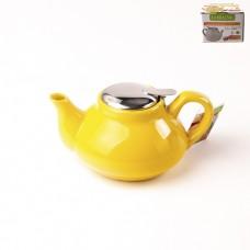 26594-3 Чайник заварочный 750мл. Жёлтый