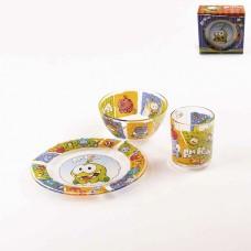 4648778 Набор детской посуды Ам Ня 3пр.
