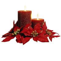 Свечи, подсвечники, аромалампы