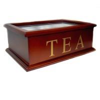 Банки, коробки для чая