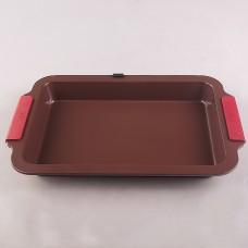 TR-6303 Форма для выпечки прямоугольная 40*27*5