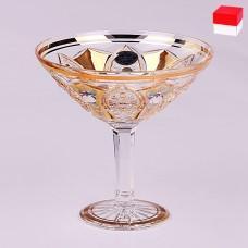 18757 Бокал для мартини 180 мл (1 шт) Jahami Золото