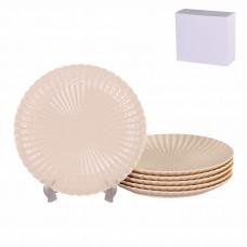 IM52-4110 Набор обеденных тарелок 6 шт 26см Грейс