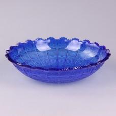 М5976 Блюдо Афродита d=275мм синий Афродита Синий
