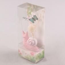 IM99-5509/2 Набор подарочный с аромамаслом 25*10.5*6.5см ПИОН Пион