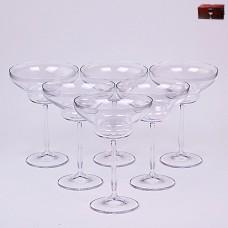 02B2G003380 Набор бокалов для коктейля 6 шт. 380 мл. GOURMET Прозрачный