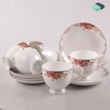 ТА26-0030 Набор чайный 12пр. Роскошь Роскошь