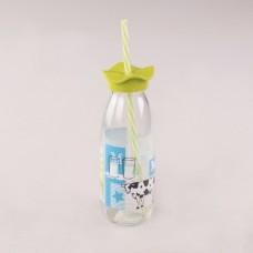 80540-1 Бутылка для смузи 0,5л. Салатовый