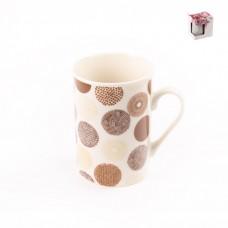 ТА01-0087/коричневый Кружка Клубок