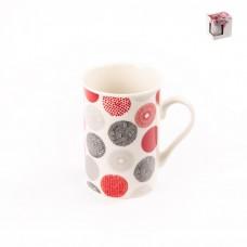 ТА01-0087/красный Кружка Клубок