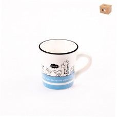 ТА01-0125/голубой Кружка Фауна