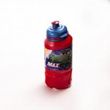 266730 Бутылка спортивная 420мл. Тачки Грани гонок.