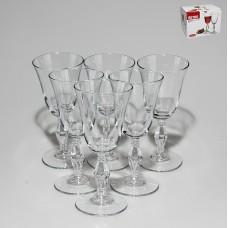 PSB 440060 Набор бокалов для вина 236 мл. 6 шт. (440060B) Retro