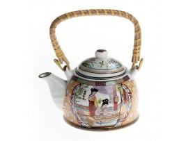 IM99-2502 Чайник заварочный с метал. ситом 400 мл, 6 видов