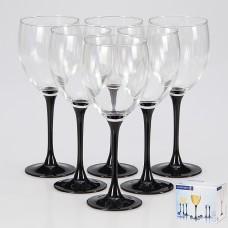J0015 Набор бокалов для вина 350 мл. 6 шт. Домино -