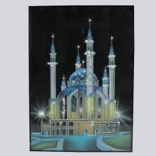 М-009 Картина из кристаллов Сваровски 50*70 Мечеть Кул